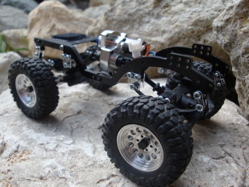 "SMC+ 4"" Wheel Base bodies"